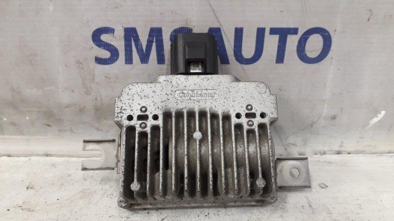Блок управления бензонасосом Volvo S60 1.6T 2010