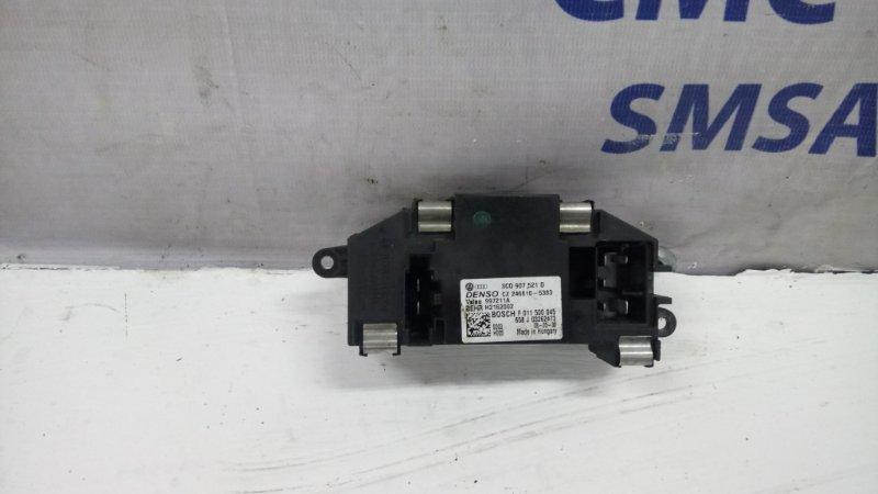Резистор отопителя Volkswagen Tiguan 2.0T