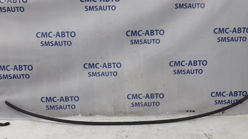 Молдинг лобового стекла Volvo S60 1.6T 2010 нижний