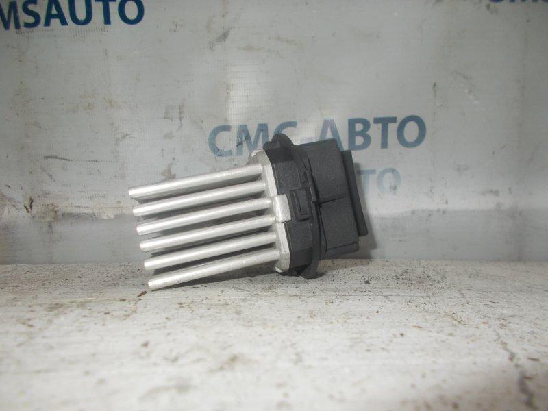 Резистор отопителя Volvo S60 1 2009