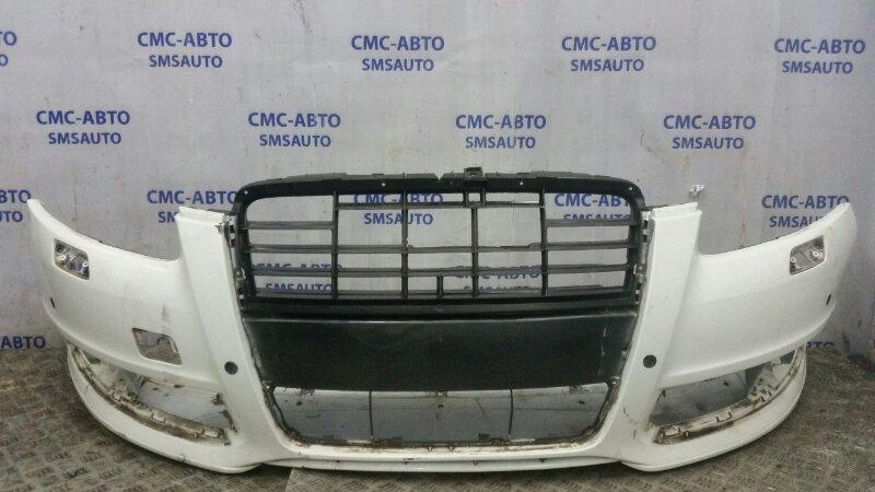Бампер Audi A6 C6 передний