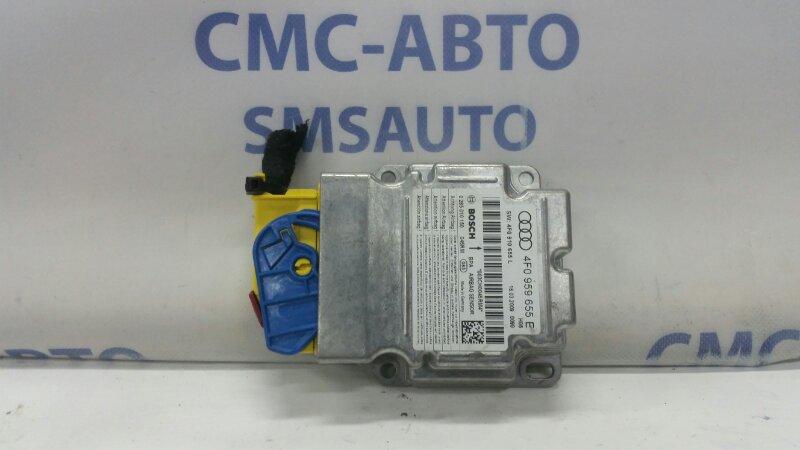 Блок управления air bag Audi A6 C6