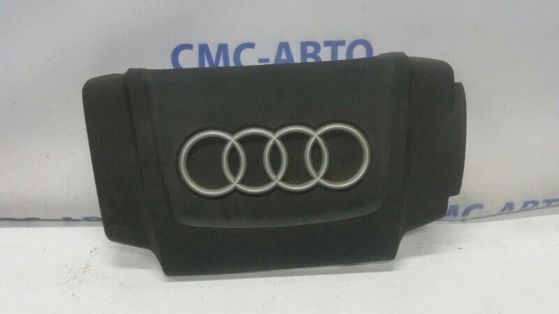 Накладка двс Audi A6 C6