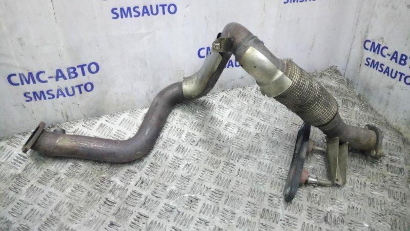 Приемная труба глушителя Volkswagen Tiguan 1.4T 2008