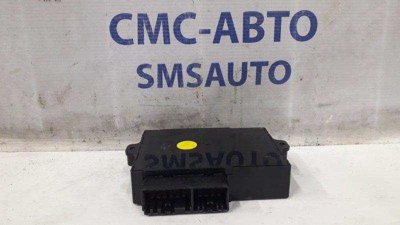 Блок управления сиденьем Volvo Xc90 ХС90 2.5T 2003