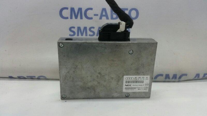 Блок управления телефоном Audi A6 C6