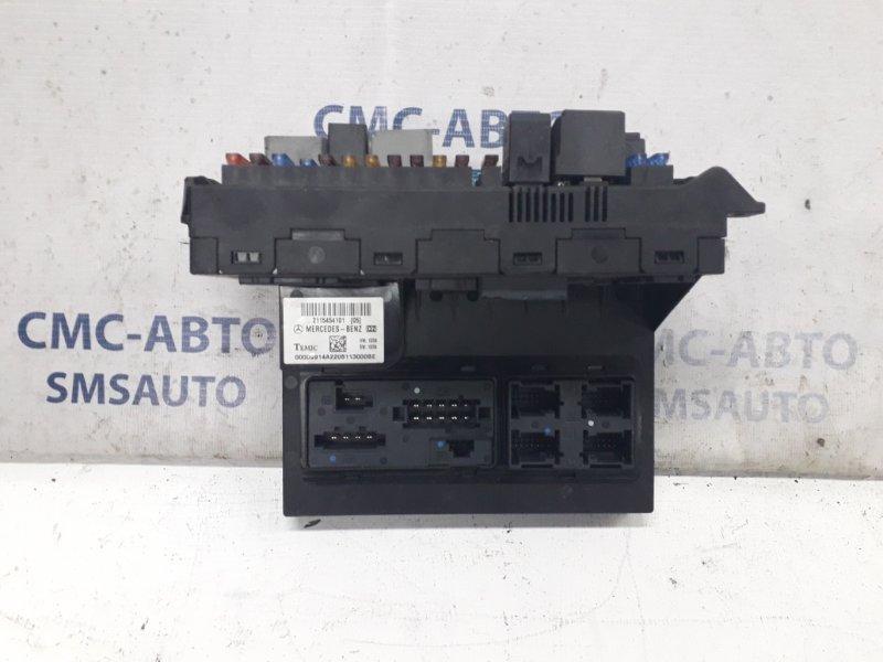 Блок управления sam Mercedes Cls-Klasse W219 5.0 передний