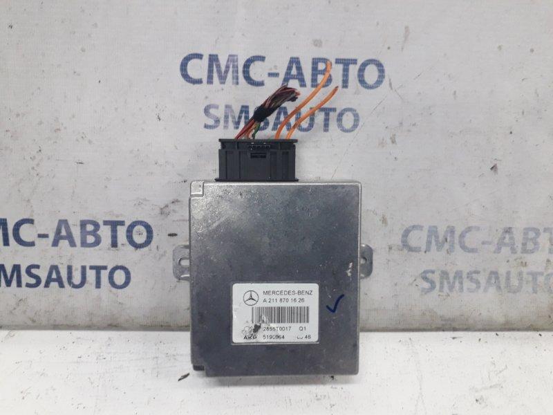 Блок управления телефоном Mercedes Cls-Klasse W219 5.0
