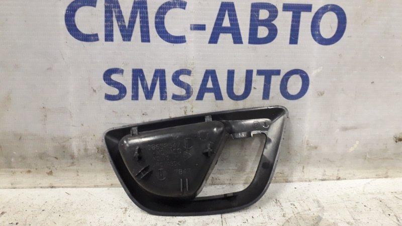 Накладка ручки двери внутренняя Volvo Xc90 ХС90 2.5T 2003 передняя левая