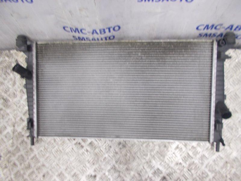 Радиатор охлаждения двс Volvo S40 С40 2.0 2008