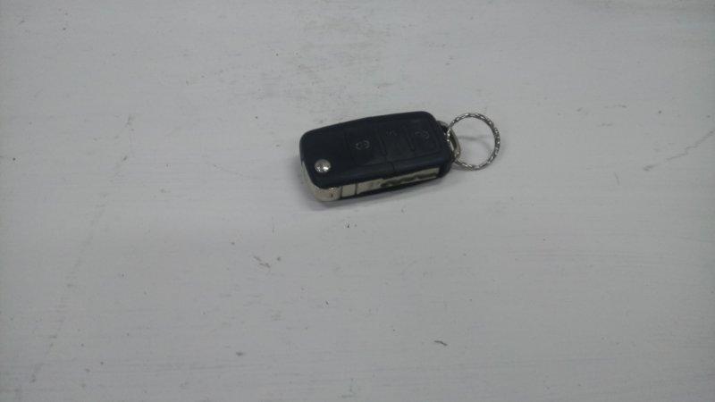 Ключ зажигания Volkswagen Tiguan 2.0T