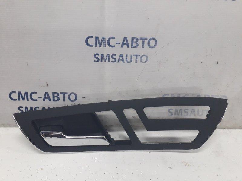 Ручка двери внутренняя Mercedes S-Klasse W221 S350 передняя левая