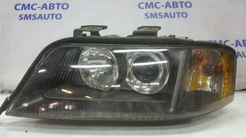 Фара адаптивный ксенон Audi Allroad C5 2.7T 2001 левая