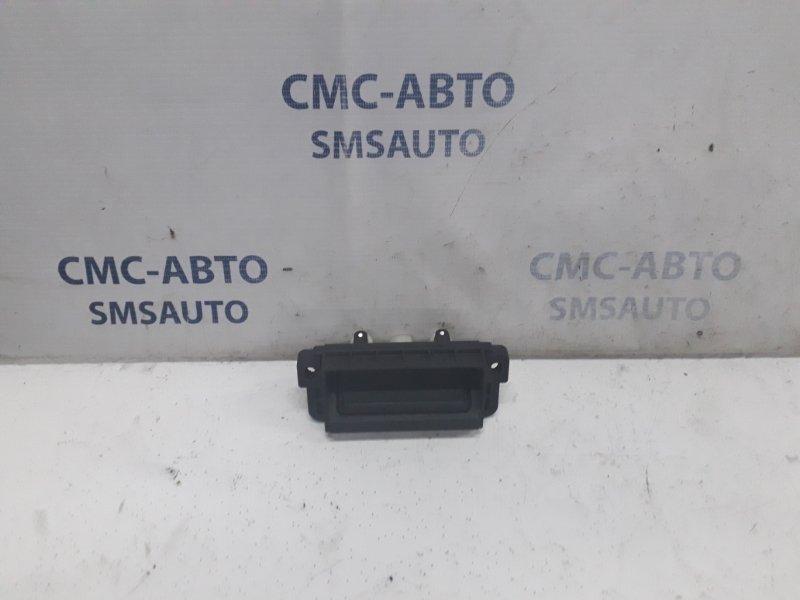 Ручка открывания багажника наружная Mercedes S-Klasse W221 S350
