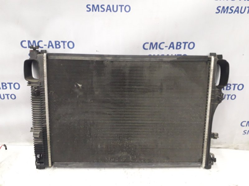 Радиатор охлаждения двс Mercedes S-Klasse W221 S350