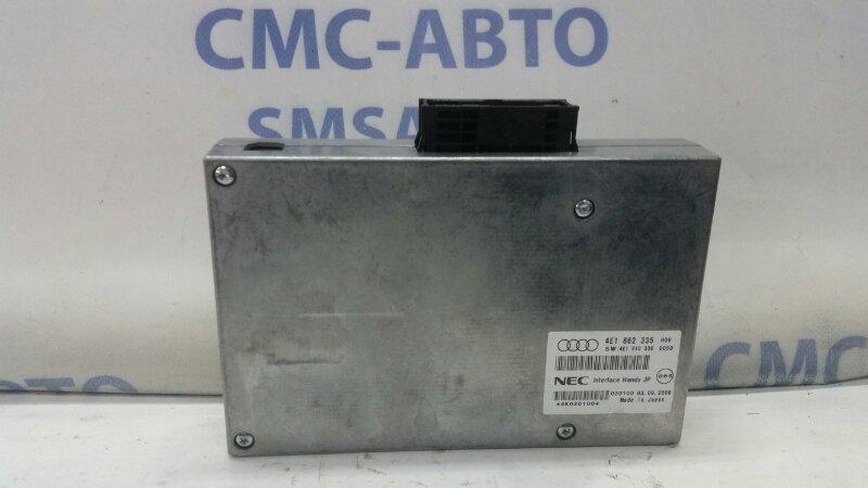 Блок управления телефоном Audi A4 8K 1.8T 2008