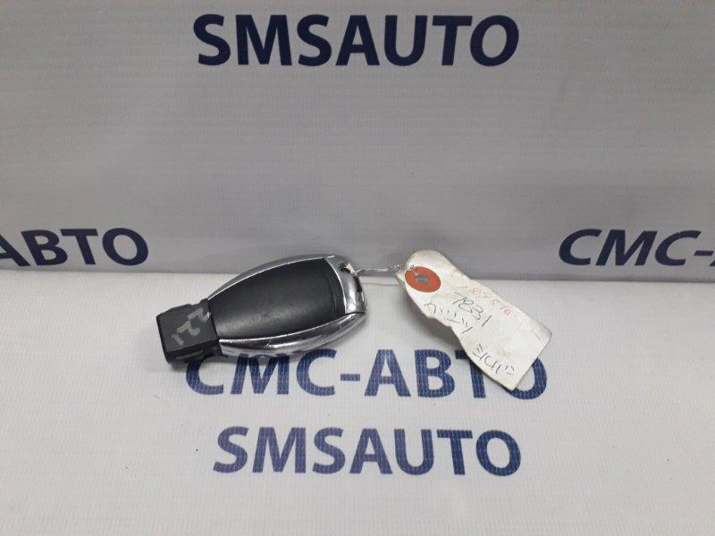 Ключ зажигания Mercedes S-Klasse W221 S350