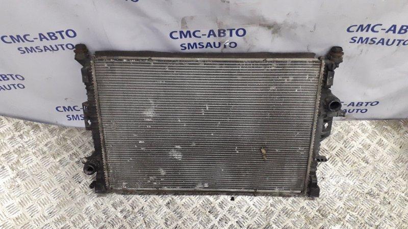 Радиатор охлаждения двс Volvo Xc60 ХС60 2.4D 2009