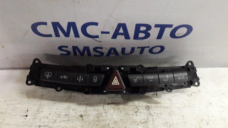 Блок кнопок передней панели Mercedes S-Class W220 S350