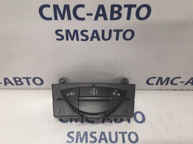 Блок управления подвеской Mercedes Cls-Klasse W219 3.5