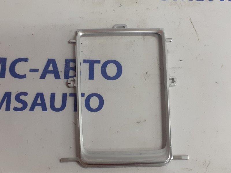 Накладка кулисы кпп Volvo S60 С60 1.6T 2010
