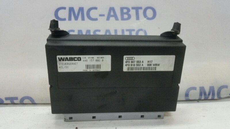 Блок управления подвеской Audi Allroad C6 3.2 2006
