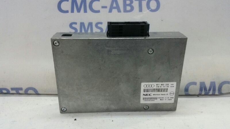 Блок управления mmi Audi Allroad C6 3.2 2006