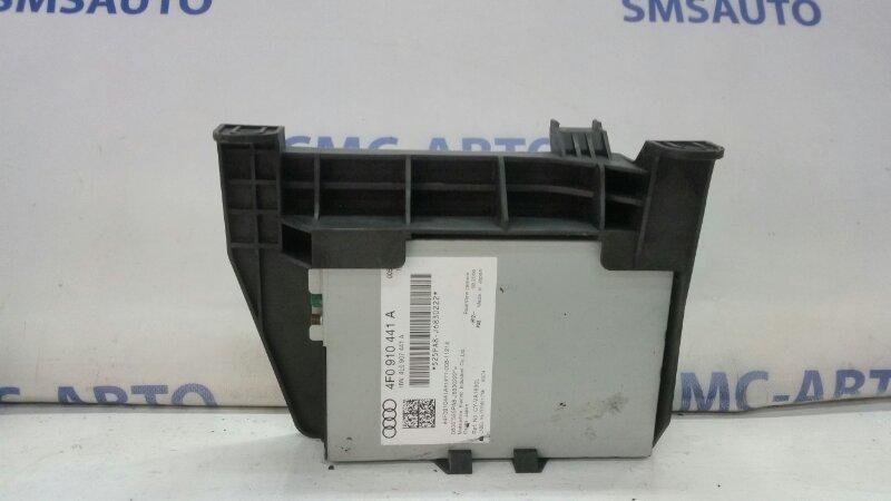 Блок управления камерой Audi Allroad C6 3.2 2006