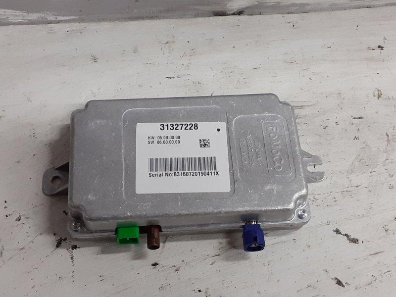 Блок управления камерой Volvo S60 С60 1.6T 2010