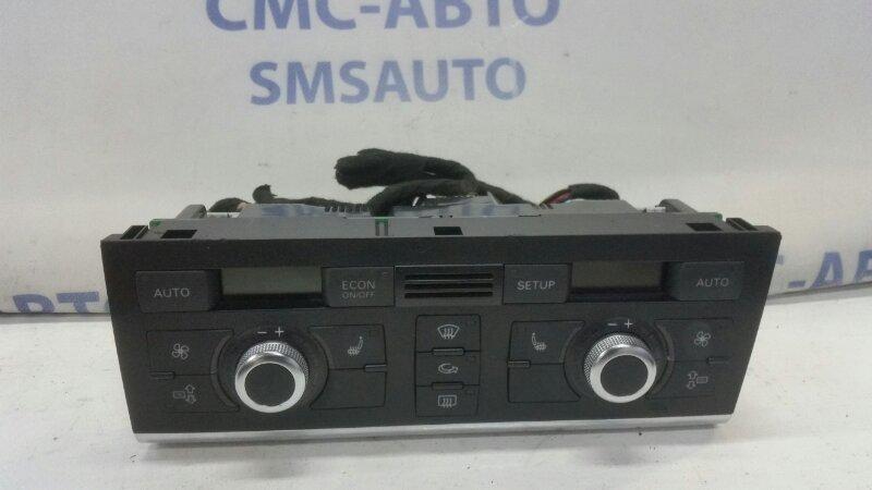 Блок управления климатом Audi Allroad C6 3.2 2006