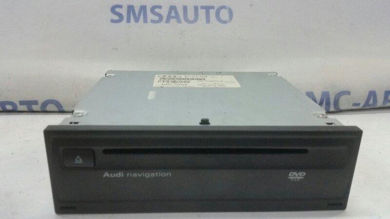 Блок управления навигацией Audi Allroad C6 3.2 2006