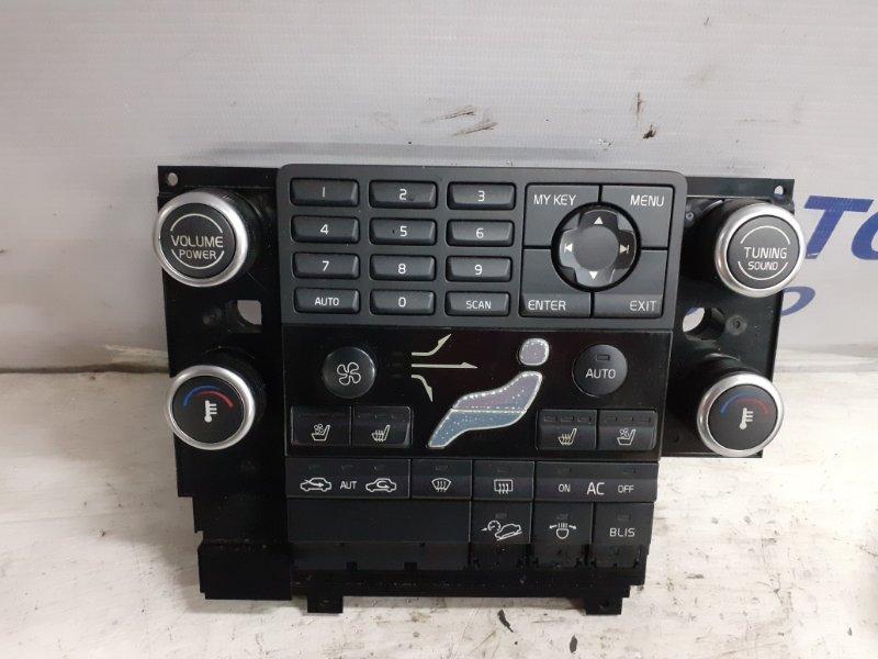 Блок управления климатом Volvo Xc70 ХС70 3.2 2008