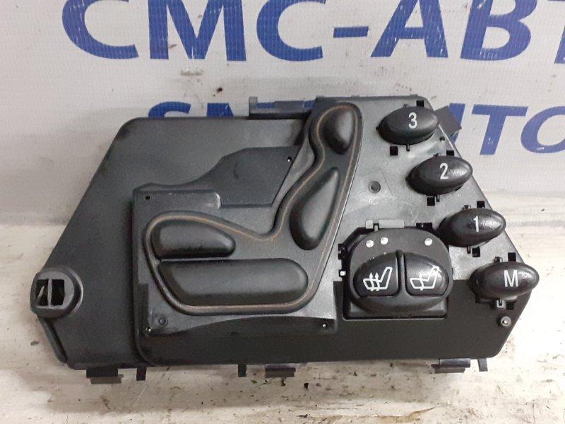 Блок управления сиденьем Mercedes S-Klasse W220 S350 передний правый