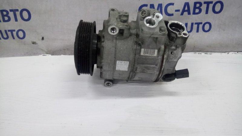 Компрессор кондиционера Volkswagen Tiguan 2.0T