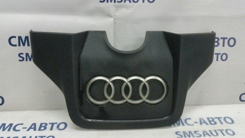 Накладка двс Audi A6 C7 3.0T