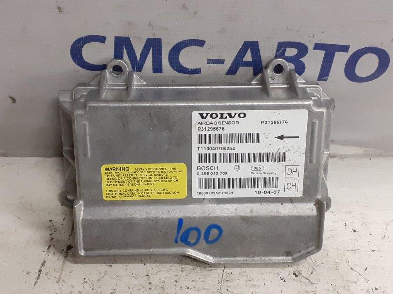 Блок управления air bag Volvo Xc70 2008