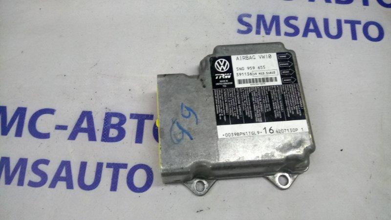 Блок управления air bag Volkswagen Passat 1.8T