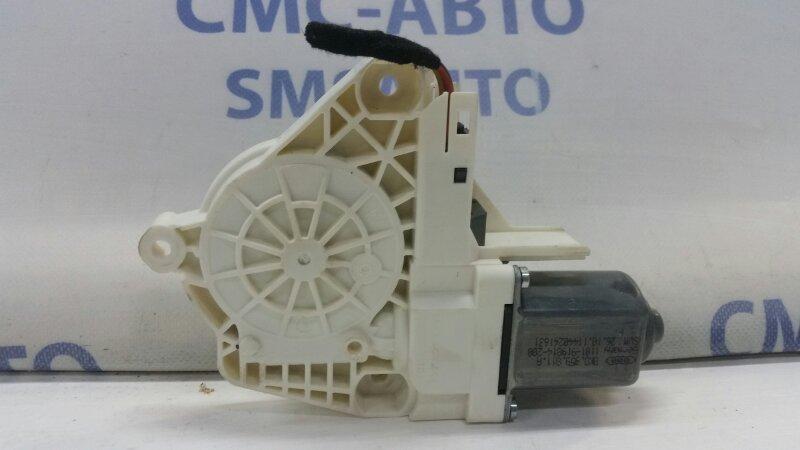 Моторчик стеклоподъемника Audi A6 C7 3.0T