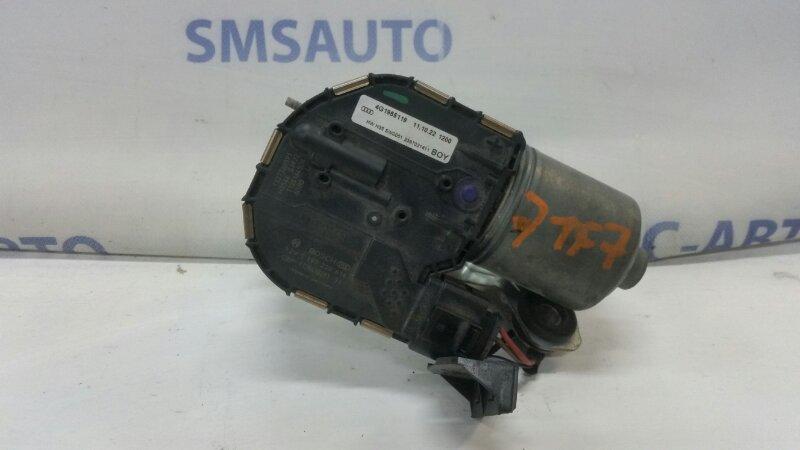 Моторчик стеклоочистителя Audi A6 C7 3.0T передний