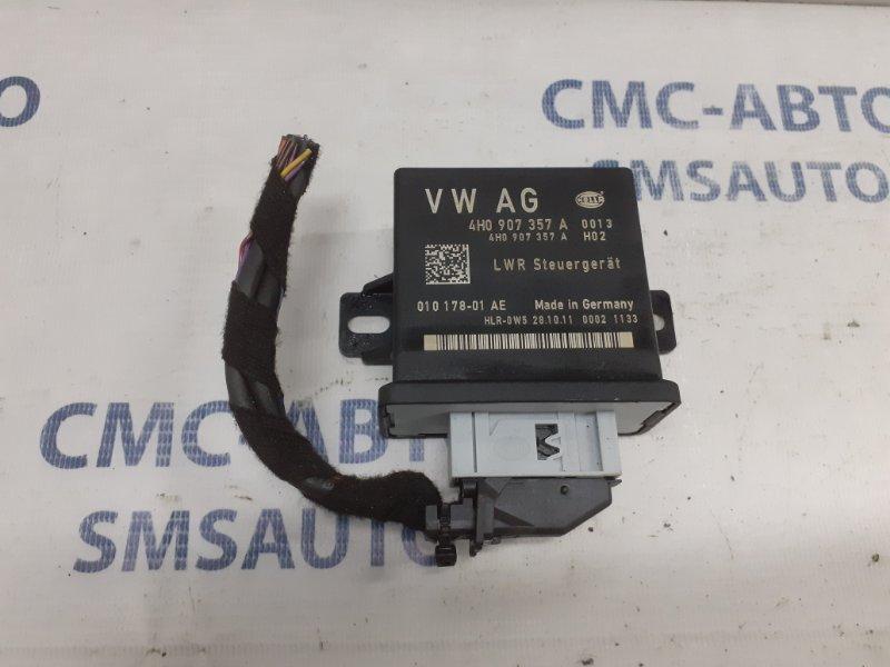Блок управления светом Audi A6 C7 3.0T