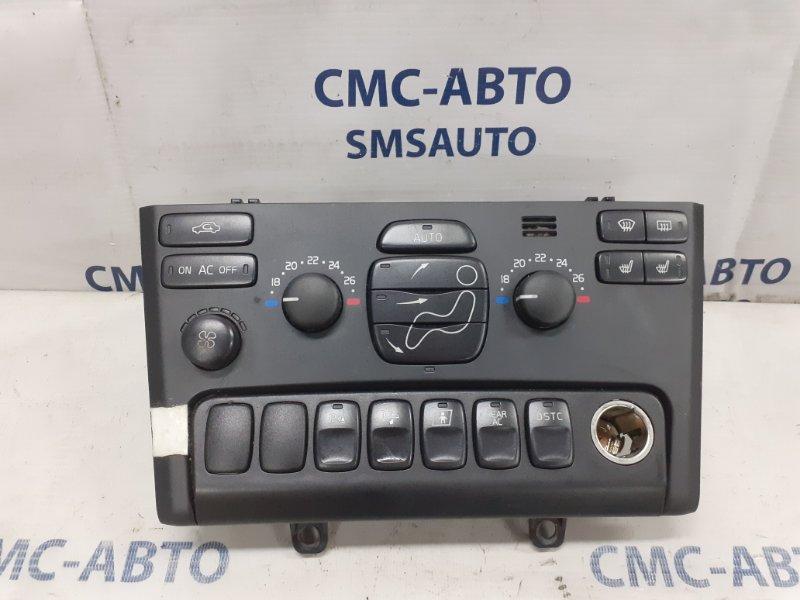Блок управления климатом Volvo Xc90 ХС90 2.5T 2003