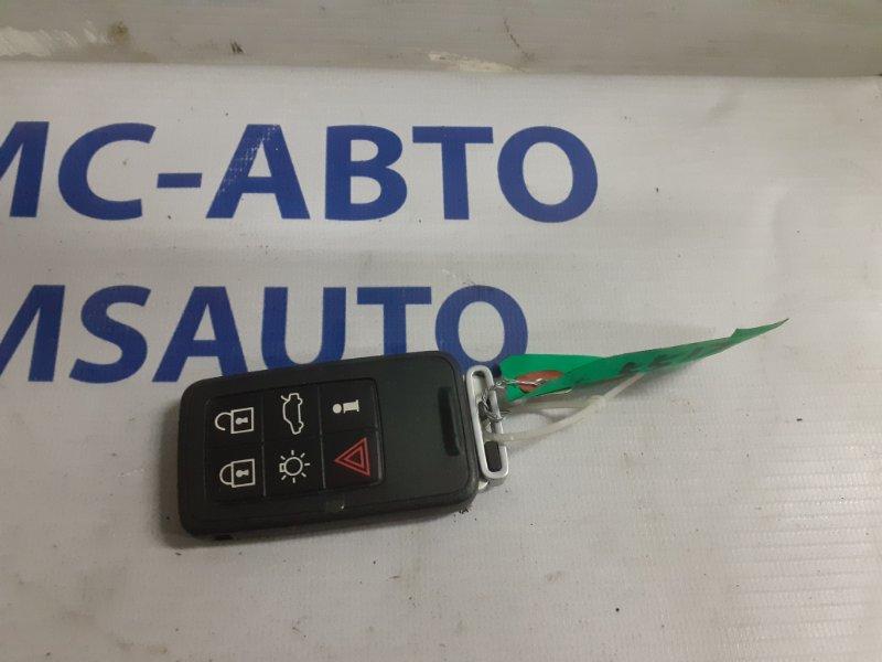 Ключ зажигания Volvo S60 С60 1.6T 2010