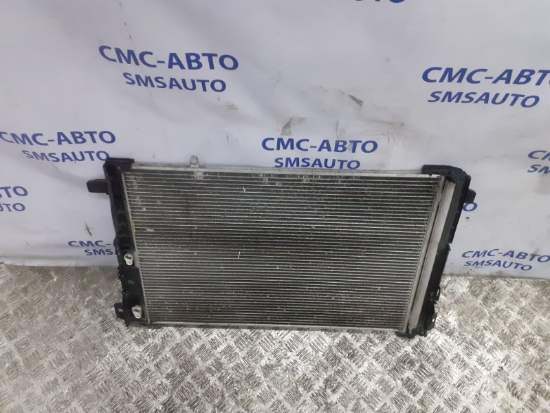 Радиатор кондиционера Mercedes C-Klasse W204 2008