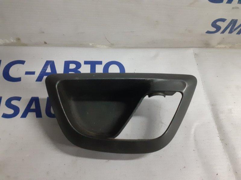 Накладка правой внутренней ручки двери черная 8652548 Volvo XC90