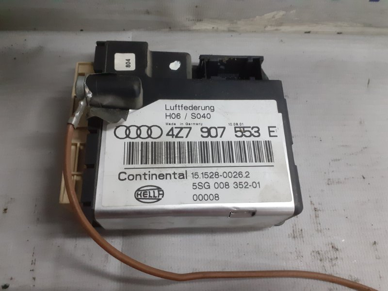 Блок управления подвеской Audi Allroad C5 2.7T 2000