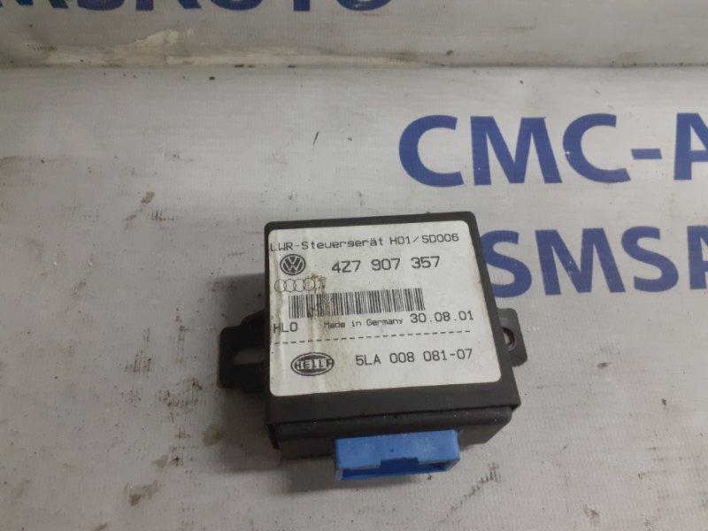 Блок управления светом Audi Allroad C5 2.7T 2000