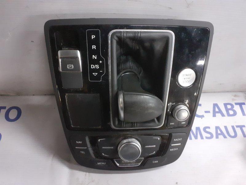 Блок управления mmi Audi A6 C7 3.0T