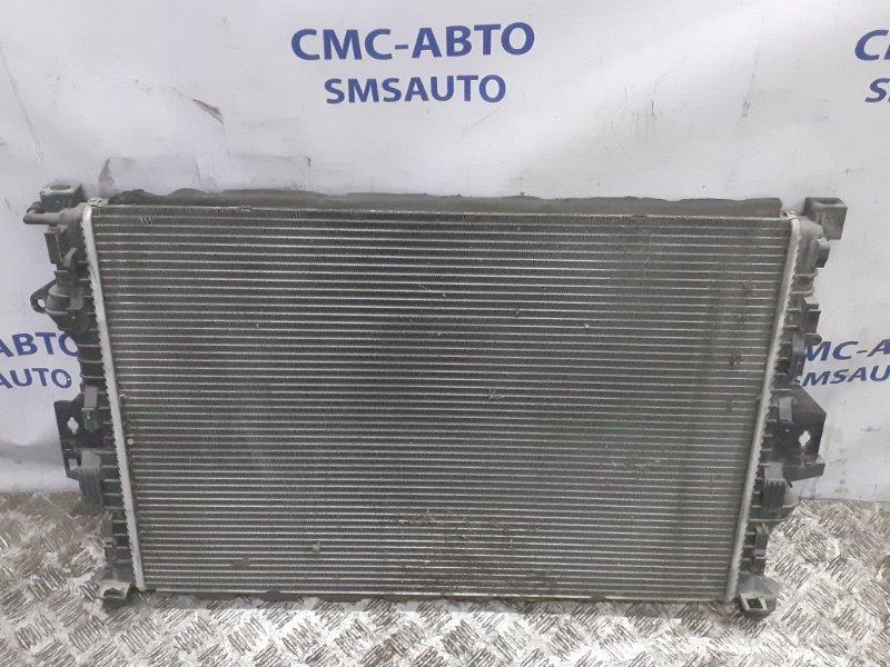 Радиатор охлаждения двс Volvo S60 С60 1.6T 2010