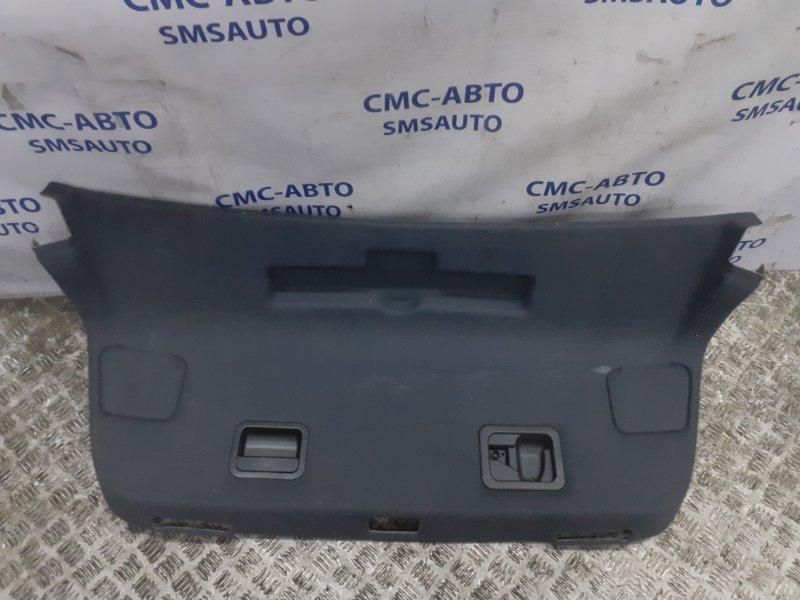 Обшивка багажника Audi A6 C7 3.0T