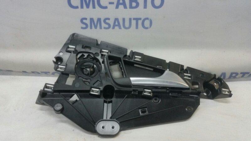 Кронштейн ручки двери Audi A6 C7 3.0T задний правый